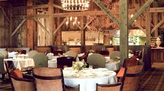 Barn Bar Restaurant | The Barn at Blackberry Farm - Knoxville Restaurants - Knoxville, US ...