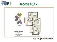Panchsheel hynish Affordable 2 / 3 Luxurious BHK Call +91 9560450435