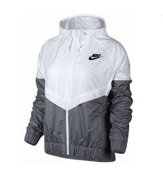 Details about Nike WindRunner Asian Size Women's Jacket Windbreaker 804948 010 + Nike WindRunner Women's Jacket Windbreaker White/Grey Asia Size Nike Outfits, Sport Outfits, Casual Outfits, Fashion Outfits, Sporty Fashion, Ski Fashion, Athletic Outfits, Athletic Wear, Fashion Women