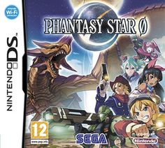 "Phantasy Star Zero (SEGA), DS; game in the Phantasy Star series, developed by Sonic Team & published by Sega. Expands on gameplay mechanics of Phantasy Star Online, partly by borrowing some elements from 'Phantasy Star Universe'.""Visual Chat"" feature is a take on PictoChat where players communicate by drawing & writing on the DS touch screen. decision to develop Phantasy Star 0 for DS was made to expand the appeal of the series to younger gamers. Scored 33 out of 40 from Famitsu."