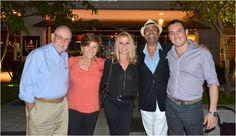 Chef Patricia richer, jury Ceviche tours  2016 San José