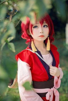 Akatsuki NO Yona Yona of THE dawn Yona cosplay