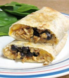 Crispy Southwest Chicken Wraps- Quick & Healthy dinner my entire family loved!