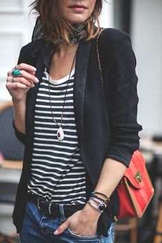 inspiration cool blazer
