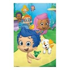 Bubble Guppies Party Ideas, Snacks, & Supplies