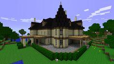 Minecraft Houses Designs