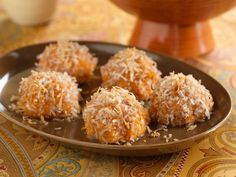 Get this all-star, easy-to-follow Sweet Potato Balls recipe from Paula Deen