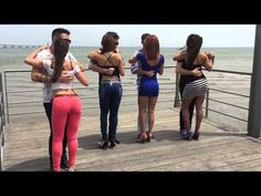 LEARN THE BASIC STEPS – KIZOMBA for Beginners #1 - YouTube