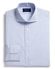 Hilditch & Key Micro Check Dot Pattern Dress Shirt - Classic Fit - Bloomingdale's Exclusive