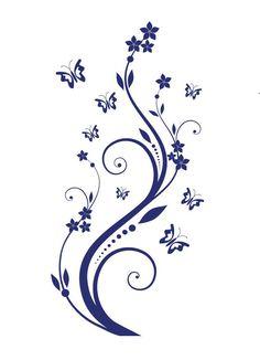 images of geometric stencils Stencil Patterns, Stencil Designs, Embroidery Patterns, Stencils, Geometric Stencil, Swirl Design, Arabesque, Body Art Tattoos, Swirls