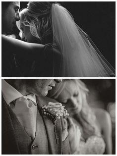 Bride and groom. Romantic luxury wedding photography by Toast of Leeds.
