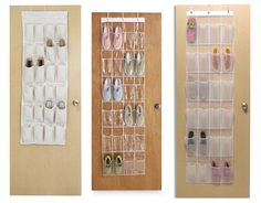 Best Bath Room Storage Ideas For Small Spaces Organizers Cleaning Supplies Ideas Secret Storage, Shoe Storage, Storage Ideas, Creative Storage, Extra Storage, Storage Solutions, Hanging Shoe Organizer, Shoe Organiser, Hanging Closet
