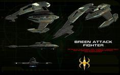 Breen Attack Fighter ortho by unusualsuspex on DeviantArt
