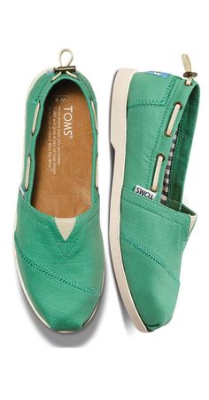Nautical TOMS // mint