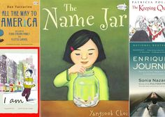 With immigration front and center in the news, here are some books to inspire us to think deeper about our fellow Americans, their stories, and experiences.