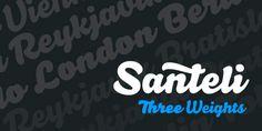 Santeli font download