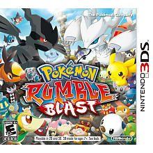 Pokemon Rumble Blast for Nintendo 3DS