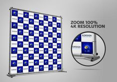 Free Backdrop Mockup #freemockup #backdrop #mockup #mockups #billboard #showcase #free #download