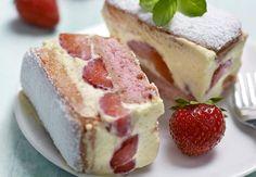 Le fraisier express aux biscuits rosesLes fraises sont les fruits préférés des Français… Et pour cause, elles permettent de réaliser des pâtisseries gourmandes et délicieuses.Consulter la recette du fraisier express