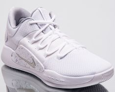 the latest bc011 a8e17 Nike Hyperdunk X Low Men New Basketball Sneakers White Pure Platinum  AR0464-100 Mens Basketball