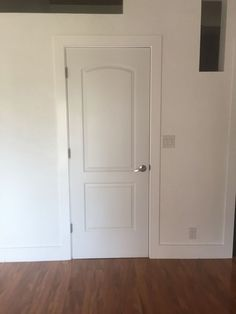 1 x 4 door casing / trim and floorboards...modern farmhouse