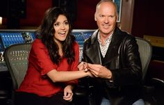 ——— The Birdman himself, Michael Keaton visits Studio 8H along with musical guest Carly Rae Jepson on #SNL.
