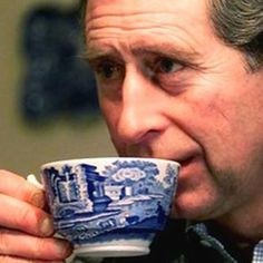 "Ani & Will on Instagram: ""Prince Charles enjoying his cup of tea. #tea #tealover #teaculture #PrinceCharles"""