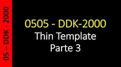Totvs - Datasul - Treinamento Online (Gratuito): Datasul - 0505 - DDK-2000 - Thin Template - Parte ...