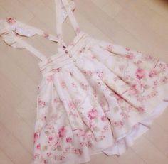 Liz Lisa Jumper Skirt From Japan Kawaii Gyaru Hime 109 Harajuku