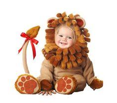 costume di carnevale: il leone