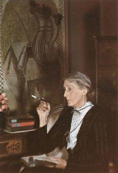 """""""Virginia Woolf"""" Roger Fry"""