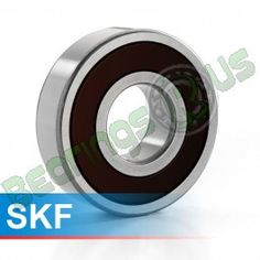 6001-2RSH/C3 SKF Sealed Deep Groove Ball Bearing 12x28x8mm