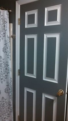 What Color To Paint Bathroom Door