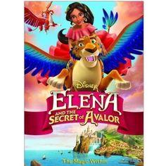 Elena And The Secret Of Avalor (Widescreen) movie