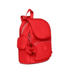 888528b3ca993 Kipling City Pack Extra Small Backpack One Size Cherry (Red)