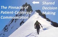 """Shared Decision Making: Not Ready for Prime Time - When it comes to delivering truly patient-centered care…how are providers supposed to know when they have """"arrived""""?   According to Michael Berry, MD, President of the Informed Medical Decisions Foundation, providers will know they have achieved the """"pinnacle of patient-centered care"""" when they routinely engage their patients in shared decision-making (SDM)."""