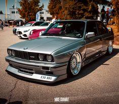 BMW E30 M3 Bmw E30 Stance, Bmw E30 M3, Aston Martin, Bmw M3 Sport, Volvo, Peugeot, Subaru, Touring, Cars Motorcycles
