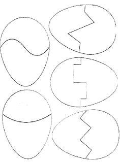 Eitjes puzzelen (LaLaLien)