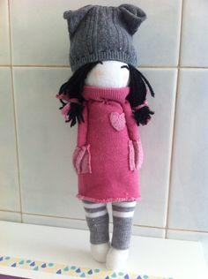 MM muñeca de calcetines