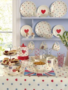 Tea party prettiness!