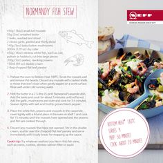 Love #seafood? Try our delicious fish stew #recipe.