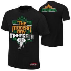 """Jinder Mahal """"Modern Day Maharaja"""" Authentic T-Shirt"""