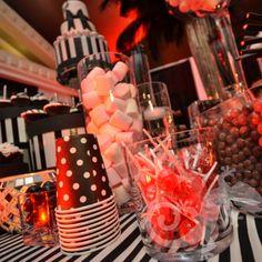 sweet,sweet 16th festive, spectacular birthday party, dessert buffet Sweet 16 Birthday, 16th Birthday, Birthday Celebration, 1920 Gatsby, Warm Spring, Dessert Buffet, Sweet Sweet, Sweet Sixteen, Festive