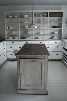 Keuken on pinterest vans kitchen islands and vintage shabby chic - Een dressoir keuken ...