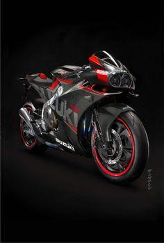 SUZUKI レトロバイクがターボですごいことになりそう! - モーターサイクルナビゲーター