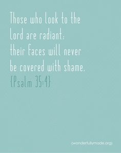 Maybe instead of looking in the mirror we need to look to the Lord.  He does not see a mirror image.  Think about it.