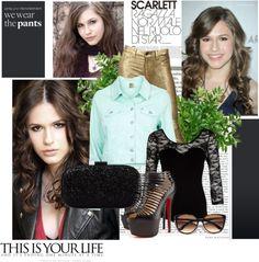 """Erin Sanders."" by danita-perfecta-jb ❤ liked on Polyvore"