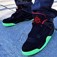 Air Jordan IV   Yeezy 2 Inspired 4eezy Customs