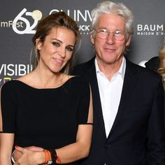 Richard Gere, 66, Steps Out With Girlfriend Alejandra Silva, 32 — See the Pics!