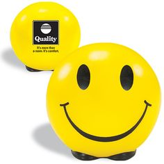 Promotional Friendly Face Stress Ball $1.65 each for 300